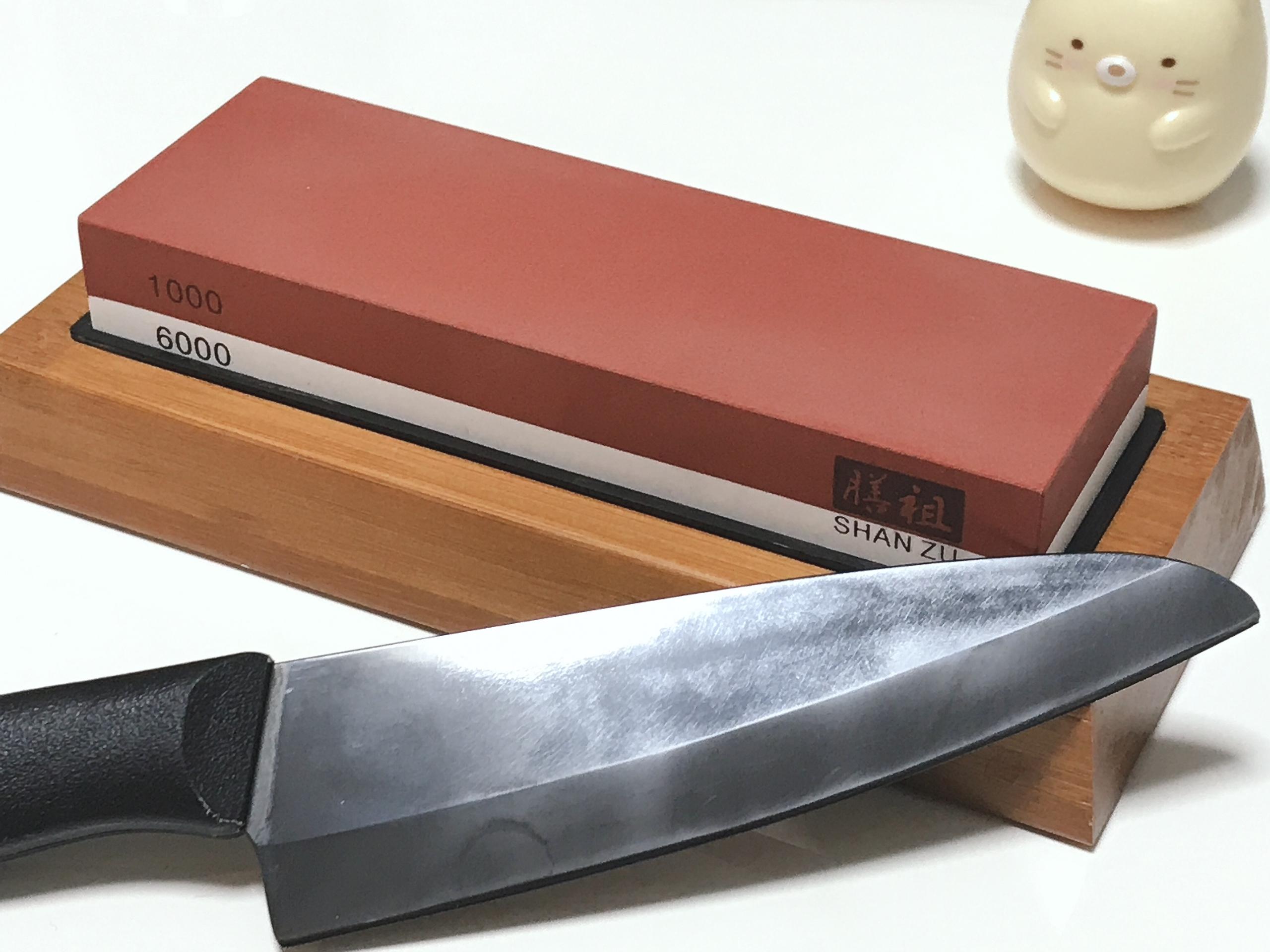 包丁と砥石